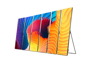 Led Display Poster